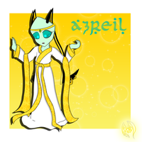 Azriel by ProjectHalfbreed