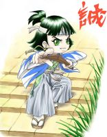 Buttercup -Shinsengumi- by zDarkness