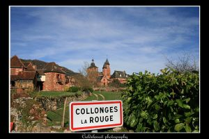 collonges la rouge by cieldelanuit