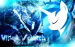 Vinyl Scratch Wallpaper by DJ-AppleJ-Sound