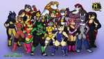 JHPW Womens Roster by Haymaker-Studios