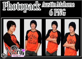 Photopack PNG Austin Mahone by Nichhi