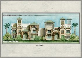 andalus 2 by essamdesigns