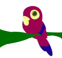 Parrot Number Two by Milo03