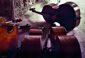 Musical instruments by LuGiais