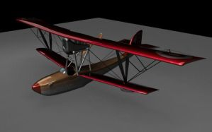 Macchi m5 by drspoon