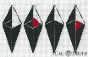 No Mans Sky Cross Stitch by LordLibidan