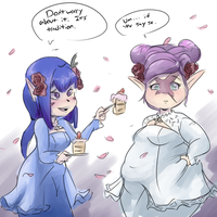 COM - Wedding Weighty Worries by MagicStraw