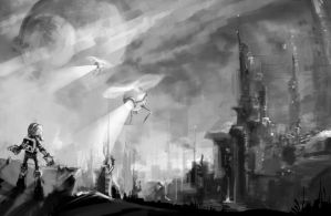 the Citadel by Borbel