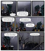 Unwelcome Emissary Page 22 by CarpeChaos