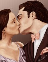 Chuck and Blair by EvelinaLindqvist