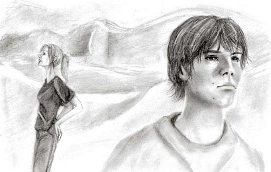 SPN Fanfic Illustration 2 by kian