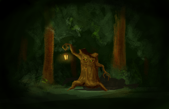 Woodkeeper by Aldeminor