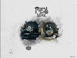 Mary and Max by MozartXD