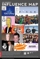 187NotGuilty Influence Map by 187NotGuilty