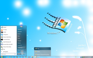 Windows 7 Normal Extra Vista by mufflerexoz