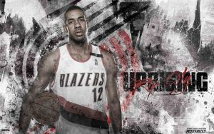 Lamarcus Aldridge Wallpaper by Angelmaker666