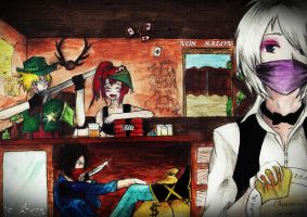 Welcome to the Nostale-Salon by Lica-Rocks