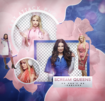 +Scream Queens|Pack Png. by Heart-Attack-Png