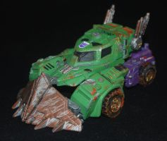 WFC Devastator by Shenron-Customs