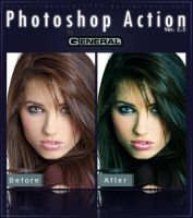 Photoshop Action Ver. 1.3 by General1991