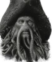 Mr. Davy Jones by Yaztory