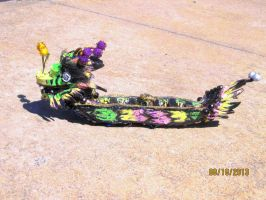 Dragon Boat Craft by OhioErieCanalGirl