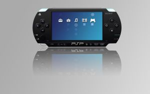 Playstation Portable by qzr1
