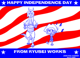 Independence Day 2013 - 20130704 by ryuuseipro