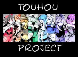 Touhou Project by Awesomeotakugirllol