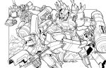 TF Cassette Battle Royal by markerguru