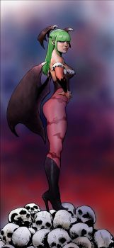 Morrigan by ExecutiveOrder9066