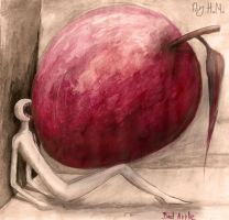 Bad apple by melancholy95