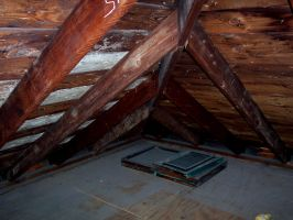 Attic Corner 2 by samaya-stock