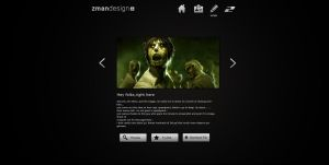 Web portfolio design vers 3 by igor92