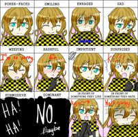 Expressions Meme - Javen Sigilo by EpicKeeper