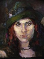 selfportrait by Xenys