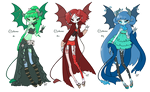 Cydanai Batch Auction Open [NEW DATE OF ENDING] by Hecateadopt