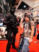 Ryan and Snake Eyes Cosplay by stephuhnoids