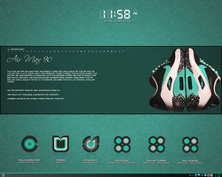 Air Max 90 desktop by newone757