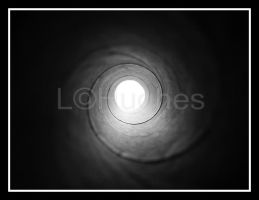 Light at the End of the Tunnel by lehPhotography