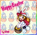Happy Easter -2- by Exarrdian