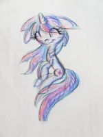 Simply Twilight Sparkle by Reporter-Derpy