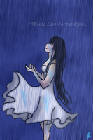 Live for the rain by Glomp-me-and-die