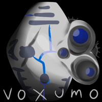 Voxumo Icon by InvaderSonicMx