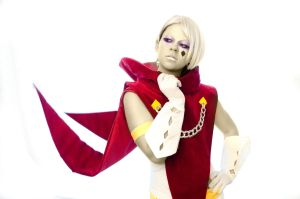 Ghirahim Cosplay by ItachixKisame