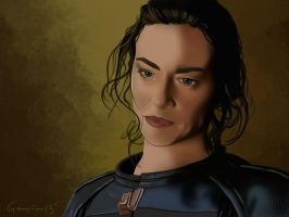 Claudia Black. by garrypfc
