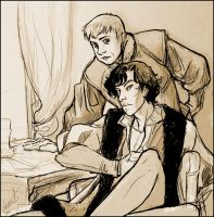 Sherlock: The Art of Deduction by dauntingfire