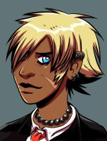 Human Angie by angieness