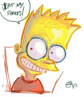 Bart by MIRRORMASTER